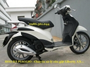 Hiện tượng côn giật ở xe Piggio Vespa và cách xử lý