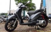Việt Ý Piaggio - Phục hồi xe Piaggio tai nạn