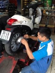 Phụ tùng Piaggio chính hãng tại Hà Nội