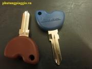 Những điều cần biết về khóa từ Piaggio Vespa