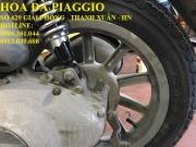 Xe Vespa và Piaggio - Làm sao để thay dầu đúng cách?