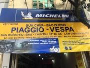Bảo dưỡng Piaggio Vespa mùa dịch Covid úy tín, giá rẻ tại Hà Nội