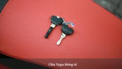 Bộ Chìa khóa Vespa không từ