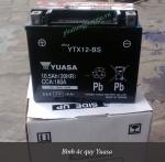 Bình ác quy xe Vespa LXV
