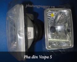 Pha đèn Vespa S