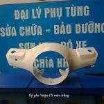 Ốp pha Vespa LX màu trắng