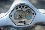 Đồng hồ Vespa LX 2010