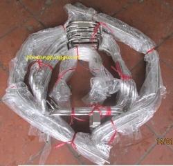 Bộ quây innox bảo vệ xe vespa S